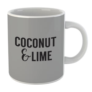Coconut And Lime Mug