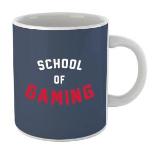 """Taza """"School of Gaming"""""""