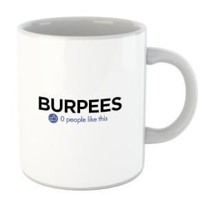 No One Likes Burpees Mug