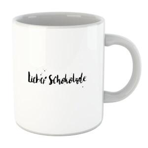 Lieber Schokolade Mug
