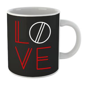 Love Geo Mug