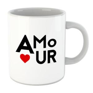Amour Block Mug