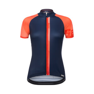 Santini Women's Giada Jersey - Orange