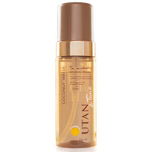 Mousse Tan Accelerating Coconut Water da UTAN & Tone 150 ml