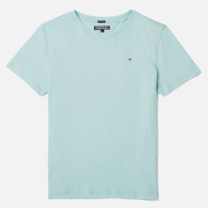 Tommy Hilfiger Boys' Ame Original Crew Neck T-Shirt - Stratosphere