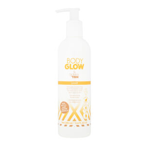 Lotion Illuminatrice Body Glow by Skinny Tan – Light 280 ml