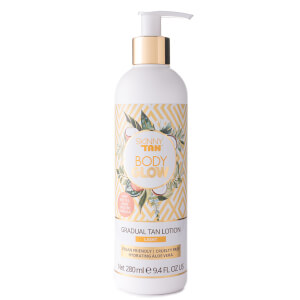Body Glow by SKINNY TAN Light Lotion -voide 280ml