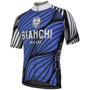 Bianchi Caina Short Sleeve Jersey - Blue