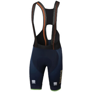 Sportful Men's Bahrain Merida BodyFit Pro LTD Bib Shorts