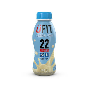 UFIT Lactose Free Protein Milkshake - 8 x 310ml