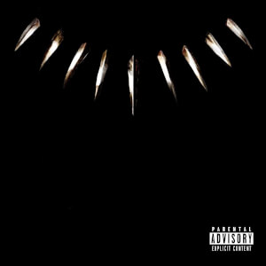 Black Panther - The Album (CD)