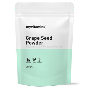 Grape Seed Powder (200g)