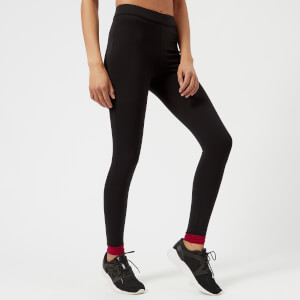 NO KA'OI Women's Gift Pack Leggings - New Cherry/Black