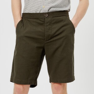 Oliver Spencer Men's Drawstring Shorts - Kildale Green