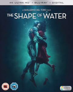 The Shape of Water - 4K Ultra HD (includes Blu-ray & DVD)