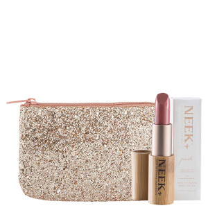 Neek Skin Organics Mini Glitter Purse and Pash Lipstick Set - Limited Edition