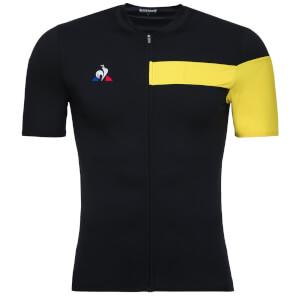 Le Coq Sportif Pro Jersey - Black/Yellow