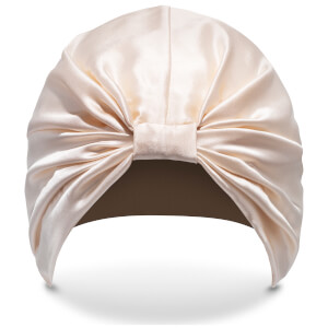 Turbante The Sofia de SILKE - Color Champagne