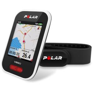 Polar V650 H10 GPS Cycle Computer Bundle