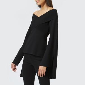 Solace London Women's Elsa Top - Black