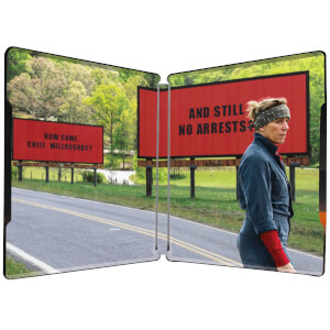 Three Billboards Outside Ebbing, Missouri - Zavvi Exclusive Limited Edition Steelbook: Image 4