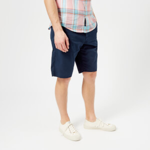 GANT Men's Relaxed Summer Shorts - Shadow Blue