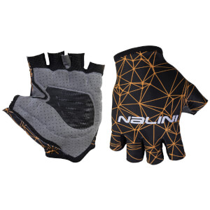 Nalini Vetta Mitts - Black/Orange