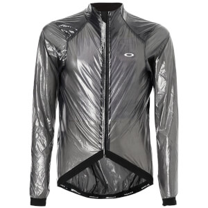 Oakley Men's Jaw Breaker Cycling Jacket - Blackout