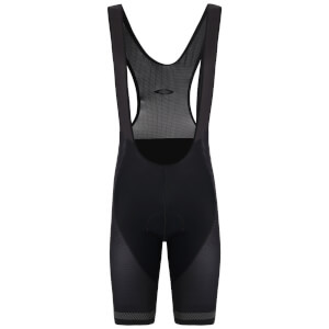 Oakley Men's Jaw Breaker Premium Bib Shorts - Blackout