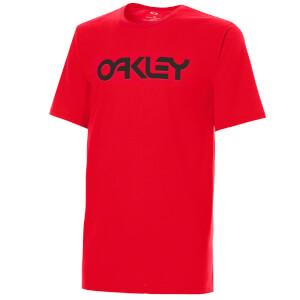 Oakley Men's 110C-Mark II T-Shirt - Red