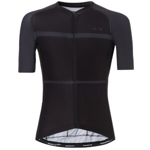 Oakley Men's Colour Block Jersey - Blackout