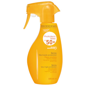 Espray con FPS50+ Photoderm Max de Bioderma 400 ml