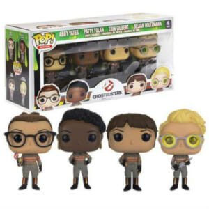 Ghostbusters 2016 EXC Funko Pop! Vinyl 4-Pack