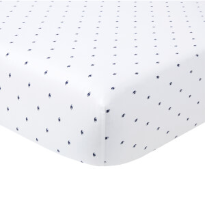 KENZO Signe Fitted Sheet