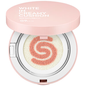 G9SKIN White In Creamy Cushion gąbka z bazą pod makijaż - Light Pink 15 g