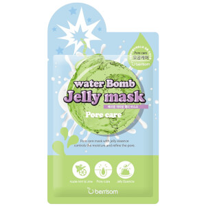 Berrisom Water Bomb Jelly Mask -kasvonaamio, Pore Care 33ml