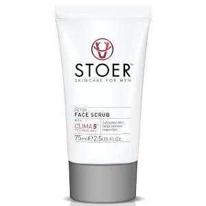 Exfoliante facial Detox de Stoer Skincare 75 ml