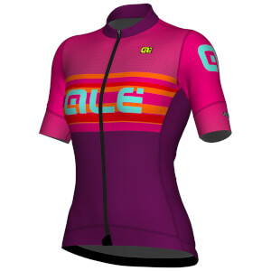 Alé Women's R-EV1 Summer Jersey - Purple