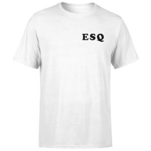 ESQ T-Shirt - White