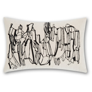 Tom Dixon Geo Cushion - Multi - 40 x 60cm