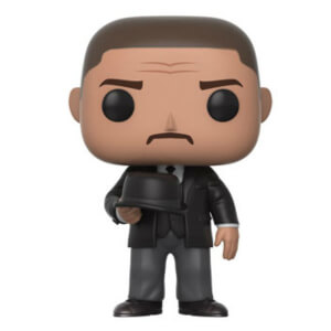 James Bond Goldfinger Oddjob Throwing Hat EXC Funko Pop! Vinyl