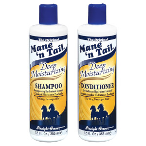 Mane 'n Tail Deep Moisturising Shampoo and Conditioner -shampoo ja hoitoaine