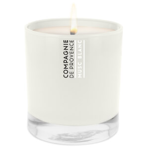 Compagnie de Provence White Musk Scented Candle 260 g