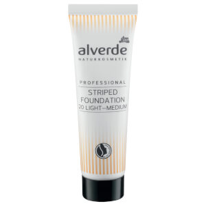 alverde NATURKOSMETIK Professional Striped Foundation