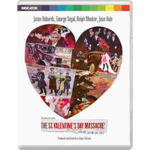 St Valentines Day Massacre - Limited Edition Blu Ray