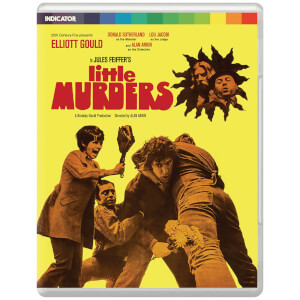 Little Murders - Limited Edition Blu Ray