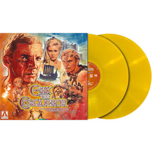 Erik The Conqueror (Yellow Vinyl)