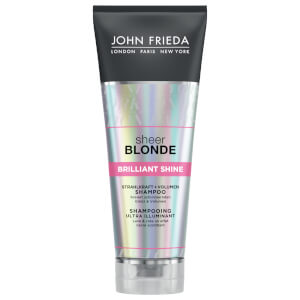 John Frieda Sheer Blonde Brilliant Shine Shampoo