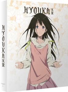 Hyouka - Part 2 Collectors BD