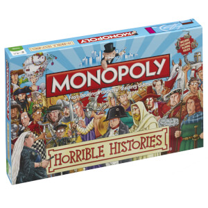 Monopoly - Édition Horrible Histories